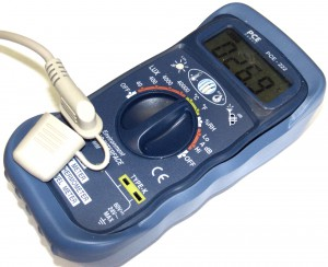 PC-222 multimeter